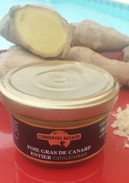 Foie Gras GINGEMBRE