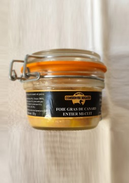 Foie gras de canard entier mi-cuit x 12