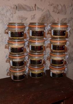 Foie gras de canard entier x 12